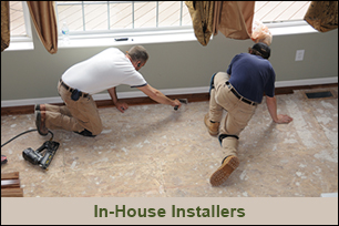Residential Floor Contractor & Installation in Butler PA