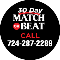 Butler Floor & Carpet 30 day Match or Beat pricing guarantee.