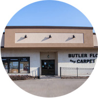 Showroom Gallery by Butler Floor & Carpet