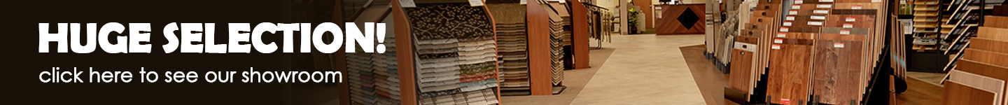 Huge Selection - click here to see our showroom