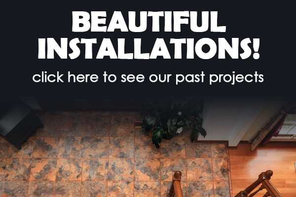 Beautiful Installations - click here to see our past projects
