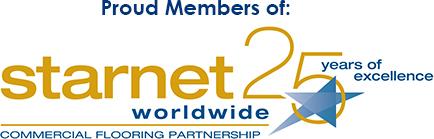 Proud members of Starnet